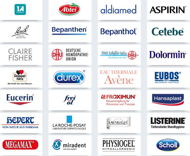 EU Versandapotheke Marken