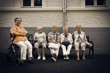 Im Alter mobil bleiben