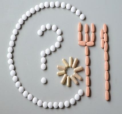 Medikamente richtig einnehmen
