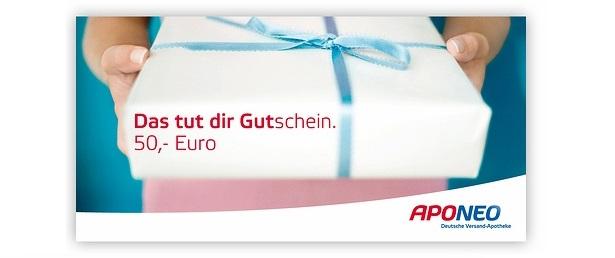 Aponeo Geschenkgutschein