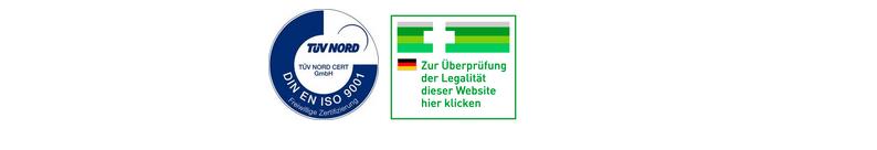 Aliva Zertifikate
