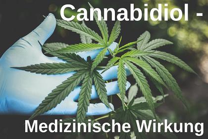 cannabidiol medizinische wirkung