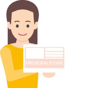 gesundheits app auf rezept freischaltcode