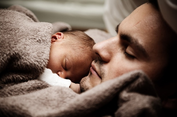 schlafdauer baby - PublicDomainPictures-pixabay