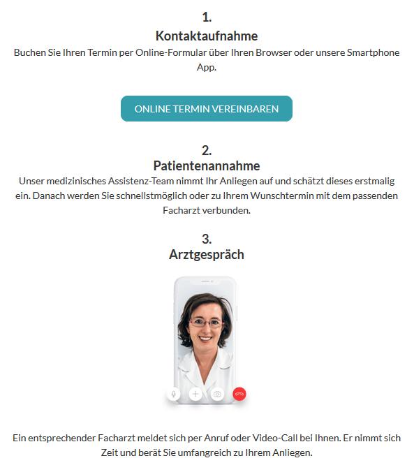 telemedizin teleclinic